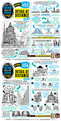 How to draw DETAIL AT DISTANCE tutorial by EtheringtonBrothers
