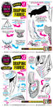 How to draw CLOTHING FOLDS tutorial by EtheringtonBrothers