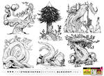 SIX GIANT TREE REFERENCES!