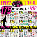 175 How to THINK when you DRAW tutorials FREE! by EtheringtonBrothers