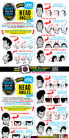 How to THINK when you draw HEAD ANGLES tutorial