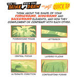 LANDSCAPE DESIGN QUICK TIP for #LEARNUARY!