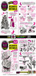 How to draw MECHANICAL DETAILS for #LEARNUARY! by EtheringtonBrothers