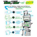 How to draw PILES of VARIETY QUICK TIP #LEARNUARY!