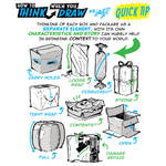 How to draw CONTEXTUAL DETAILS QUICK TIP!