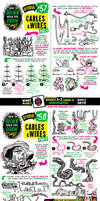 How to draw CABLES + DA NAME CHANGE!