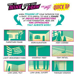 How to LAYOUT INTERIOR SHOTS QUICK TIP by EtheringtonBrothers
