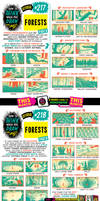 How to THINK when you draw FORESTS (part 1 of 4) by EtheringtonBrothers