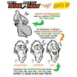 How to draw JOY QUICK TIP! by EtheringtonBrothers