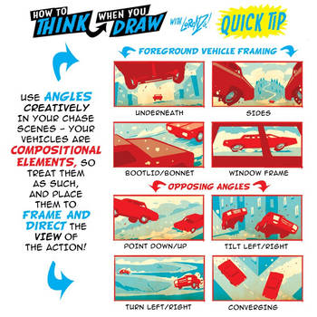 How to use ANGLES in CAR CHASES QUICK TIP! by EtheringtonBrothers