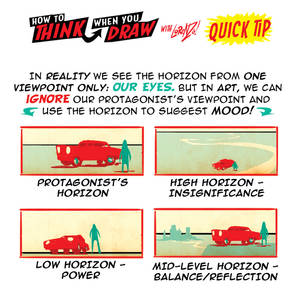How to USE THE HORIZON for MOOD tutorial QUICK TIP