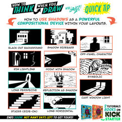 How use SHADOWS! Kickstarter has 22 days left! by EtheringtonBrothers