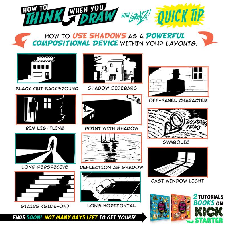 How use SHADOWS! Kickstarter has 22 days left! by EtheringtonBrothers