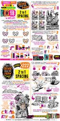 2 to 1 SPACING tutorial - KICKSTARTER is LIVE! by EtheringtonBrothers