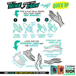 HANDS quick tip! KICKSTARTER has 17 DAYS LEFT! by EtheringtonBrothers