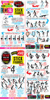 How to draw STICK FIGURES - KICKSTARTER is LIVE! by EtheringtonBrothers