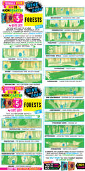 FORESTS tutorial Part 5 of 8! KICKSTARTER is LIVE! by EtheringtonBrothers