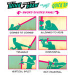 How to THINK when you draw SWORD FIGHT CLOSE-UPS! by EtheringtonBrothers