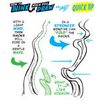 How to THINk when you draw SMOKE QUICK TIP! by EtheringtonBrothers