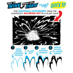How to THINK when you draw LIGHTNING QUICK TIP! by EtheringtonBrothers