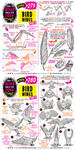 How to THINK when you draw BIRD WINGS tutorial! by EtheringtonBrothers