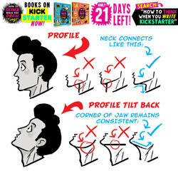 KICKSTARTER ENDS SOON! Head angles QUICK TIPS!
