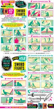 SWORD FIGHTS tutorial! KICKSTARTER ENDS SOOOOON!