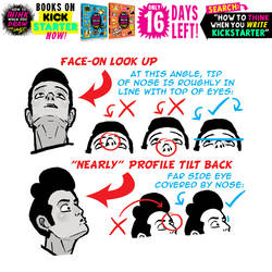 HEAD ANGLES TIPS! KICKSTARTER BOOKS NEARLY GONE!!