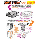 How to THINK when you draw BOOKS QUICK TIP!