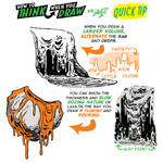 How to THINK when you draw LAVA QUICK TIP!