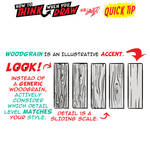 How to THINK when you draw DETAIL LEVELS QUICK TIP