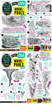 How to THINK when you draw WHIRLPOOLS tutorial! by EtheringtonBrothers