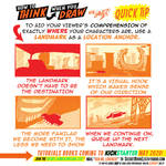 How to THINK when you draw STORYBOARDS QUICK TIP!