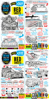 How to THINK when you draw BED SHEETS tutorial!