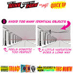 How to THINK when you draw USING VARIATION TIP!