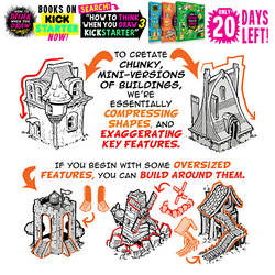 BUILDING DESIGN TIP! KICKSTARTER ends in 20 DAYS!