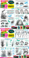 GRASS tutorial! Tutorials BOOKS on KICKSTARTER NOW