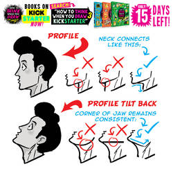 HEAD ANGLES! KICKSTARTER ENDS in 15 DAYS!