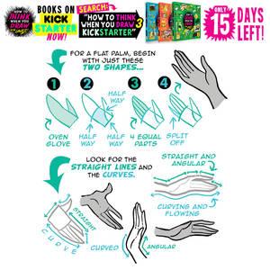 HANDS tutorial! KICKSTARTER ENDS in 15 DAYS!!