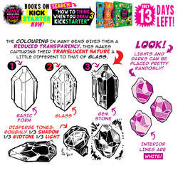COLOURNG and INKING CRYSTALS! KICKSTARTER is LIVE