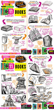 BOOKS tutorial! 11 DAYS LEFT to get the BOOKS!!!!