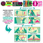 SWORD FIGHT TIPS! EIGHT DAYS LEFT to get the BOOKS