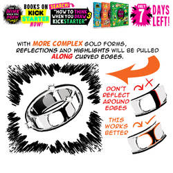 REFLECTIONS TIP! 7 DAYS until the KICKSTARTER ENDS