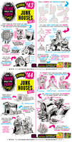 How to THINK when you draw JUNK HOUSES tutorial!