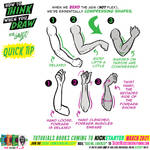 How to draw ARMS for #LEARNUARY day THIRTEEN!!