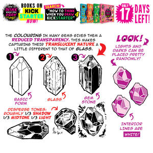 CRYSTALS! Just 17 DAYS until the BOOKS SELL OUT!