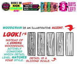 WOOD! 9 DAYS LEFT until the KICKSTARTER ENDS!