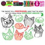 CAT HEADS! FINAL FEW DAYS of the BOOKS KICKSTARTER