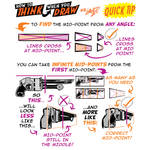 How to THINK when you draw FORESHORTENING TIP!