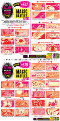 How to THINK when you draw MAGIC BATTLES tutorial!